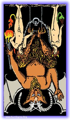 This tarot mediation on the devil reversed will focus on the prisoner, the person with a monkey on their back, and what it means to be them