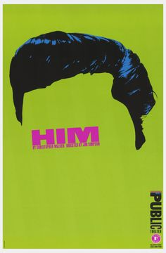 Poster, Him, 1994