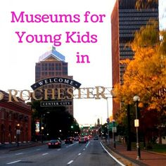 Kid focused museums in upstate NY #MurphysDoNY