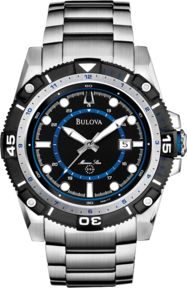 44cf7972acf SPORT The Bulova Sport Collection takes on every challenge and delivers  high-performance style. Featuring the renowned Marine Star Collection