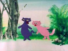 Frakk a macskák réme S1E05 Dinosaur Stuffed Animal, Animation, Film, Youtube, Animals, Movie, Animales, Film Stock, Animaux