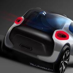 Futurs Véhicules Citroën