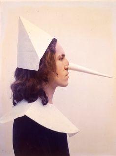 Luigi Ontani, Pinocchio, 1972 Courtesy L'attico – Fabio Sargentini