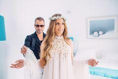 konstantinos melis wedding dress