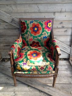 OMG. Must learn to upholster...