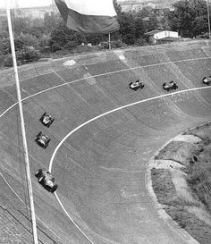 AVUS motor racing track.