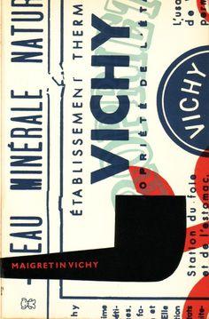Maigret in Vichy - Dick Bruna