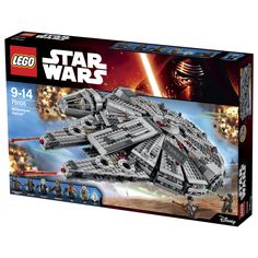 Here Are All 7 New  Star Wars  The Force Awakens  Lego Sets cfc659a39d
