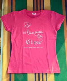 T- shirt: Love story 1