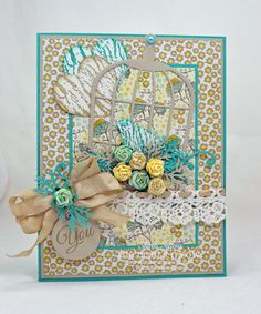 iStamp4u: The Crafts Meow  also used Happy as a Lark