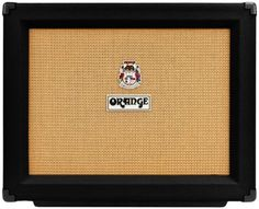 """Orange PPC112 Guitar Speaker Cabinet (60 Watts, 1x12""""): Enjoy serious Orange tone with this Orange 1x12"""" guitar cabinet. The Celestion Vintage 30 speaker can handle an unheard-of amount of overdrive."""