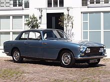 1970 Bristol 411 Series 1. The Bristol 411 is an automobile which was built by the British manufacturer Bristol Cars from 1969 to 1976. It was the fifth series of Chrysler-V8 engined Bristol models.