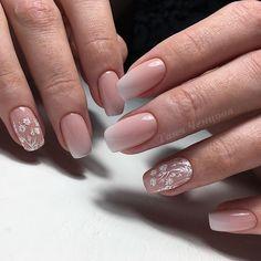 Дизайн ногтей тут! ♥Фото ♥Видео ♥Уроки маникюра Bridal Nail Art, Nailart, Beauty Stuff, Tips, Fingernail Designs, Wedding Nail, Counseling