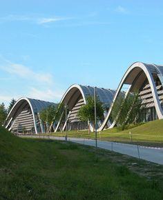 Zentrum Paul Klee, Bern, Switzerland
