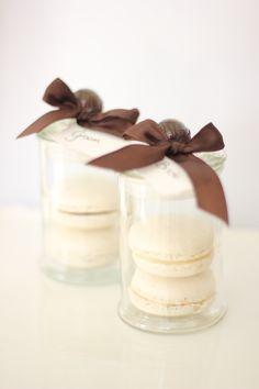 Coco and Bean bomboniere….cute wedding idea
