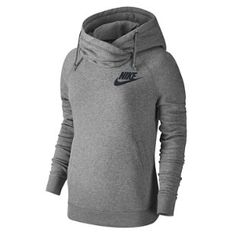 Poleròn Mujer Rally Funnel Neck Hoody Nike -Falabella.com 545 chile
