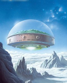 The mother wheel Fantasy City, Sci Fi Fantasy, 70s Sci Fi Art, Spaceship Art, Arte Cyberpunk, Futuristic City, Alien Art, Science Fiction Art, Fantasy Illustration