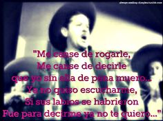 my daddy taught me this song- heart wrenching! I learned Jose Alfredo Jimenez version- love it