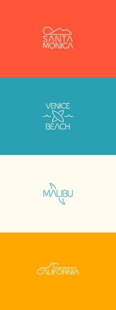 California Logos on Behance