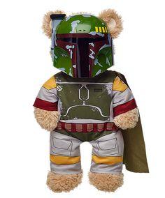 Boba Fett™ Costume 2 pc.   Build-A-Bear