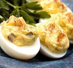 Bacon Deviled eggs (and 10 other ways to make deviled eggs)