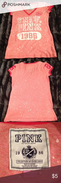 Pink Victoria Secret Great condition! Tops Tees - Short Sleeve
