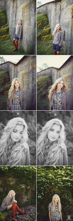 Photography - senior girl photography posing ideas