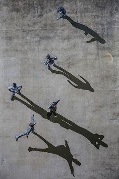 Anders Gjennestad, STRØK - Stencil Art.