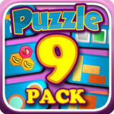 Free Nook App - Puzzle Games 9-Pack