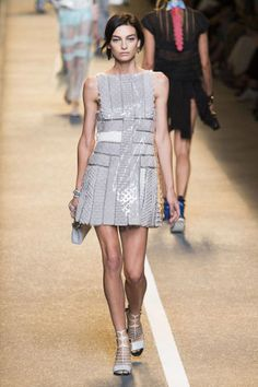 Fendi Spring 2015 Ready-to-Wear - Fendi Ready-to-Wear Collection
