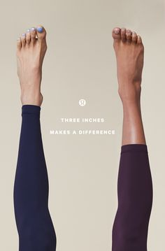 Length matters. Our unbelievably-soft Align Pant, now in a full length.