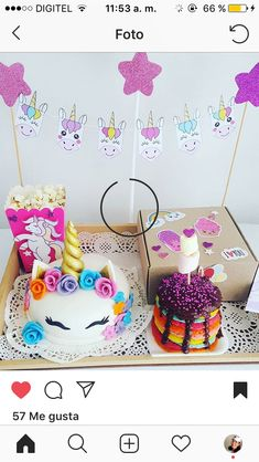 Cool Paper Crafts, Ideas Para Fiestas, Party In A Box, Craft Kits, Gift Baskets, Diy For Kids, Diy Gifts, Anniversary Gifts, Balloons