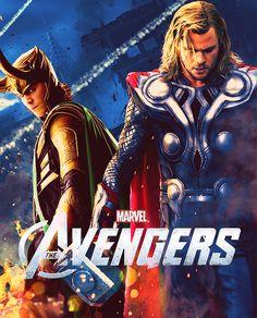 Loki and Thor!!!!!!!!!!!!!!!!