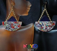 Worlds Largest Selection of Hand Crafted accessories now available at NspYrD boutique 784 Cascade ave Atlanta. Also available for purchase on PayPal or Etsy.com . !!!! Text 510-967-1278 or email nspyrd.boutique@gmail.com for more info and details....This is item #293... $15....Also available for wholesale Purchase !
