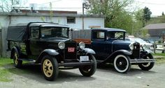rare old pickups   antique pick-up truck, classic cars photographs pictures