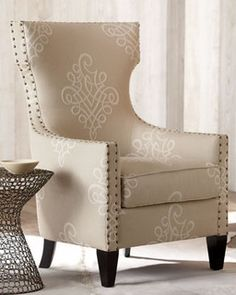 1000 images about chairs furniture on pinterest for Abbyson living soho cream fabric chaise