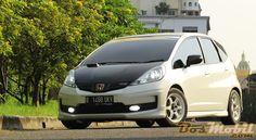Modifikasi Honda Jazz : Drag Race Aman, Harian Nyaman  #infomodifikasi #BosMobil
