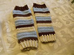Leg warmers I made for a friend