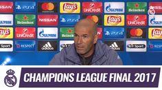 """Zidane: """"Estamos en un momento muy bueno para jugar esta merecida final"""" https://1703866.talkfusion.com/es"""