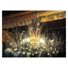 Rustic Outdoor Light Fixture ❤ liked on Polyvore featuring home and outdoors