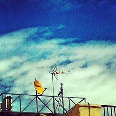 #cielo #chamberi #vistasdesdemiventana   ©Raquel Conde/Infinita/Infiniteando