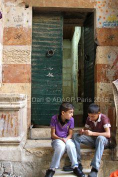 Jérusalem 0059 Ahmad Dari © ADAGP.Paris 2015