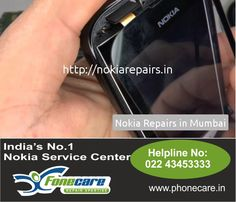 In search of damaged LCD replacement unit for Nokia Cell phone  in Jogeshwari and in addition all accross Mumbai. Here you go Give us a call on 7302 448 448