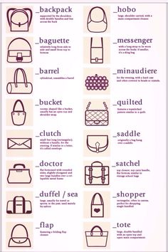 Styles of Bag!!!