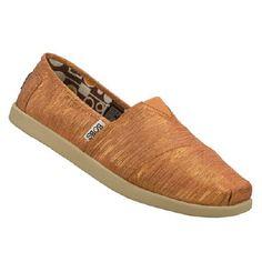 Skechers Bob's World Shoes (Orange) - Women's Shoes - 8.0 M