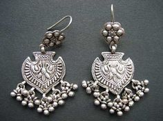 silver ethnic jewellery - Google Search