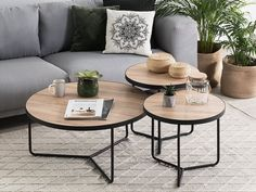Round Coffee Table Sets, X Coffee Table, Classic Living Room, Center Table, Rustic Table, Dining Room Design, Light Table, Home Decor, Tables Basses
