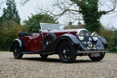 1937 Bentley 4.25-Litre Sports Tourer