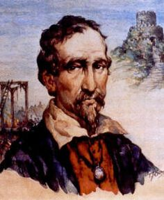 Cuthbert Mayne -Roman Catholic English priest and Martyr,he was hanged, drawn and quartered Catholic Priest, Catholic Art, Catholic Saints, Roman Catholic, Famous Catholics, Catholic Online, Protestant Reformation, Church Of England, St Thomas