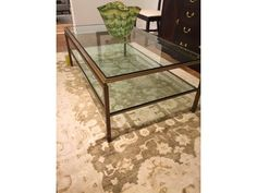 Hickory Park Furniture Outlet Cocktail Table by Hickory Chair 1579-10